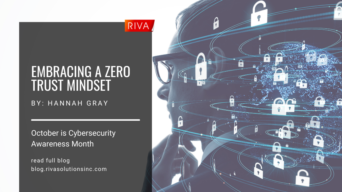 How RIVA is embracing a zero trust mindset